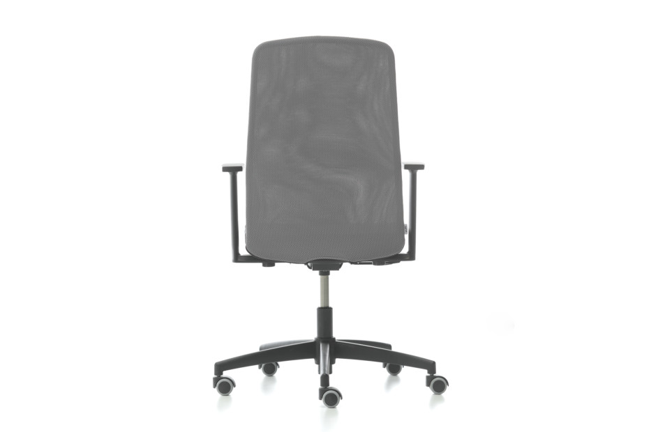 D Chair Fixed high back
