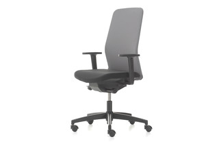D Chair Pro-Support high back  by  Nurus
