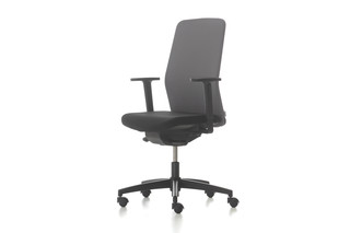 D Chair Pro-Support with lumbar  by  Nurus
