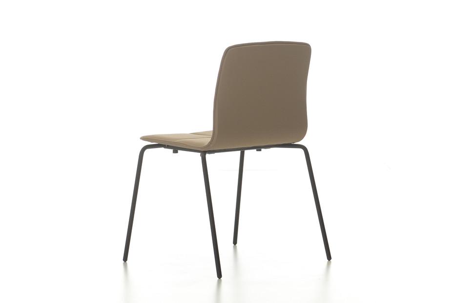Eon 4 legged upholstered chair