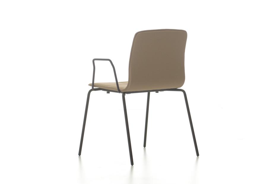Eon 4 legged upholstered with armrest
