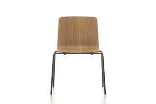 Eon 4 legged wooden chair  by  Nurus