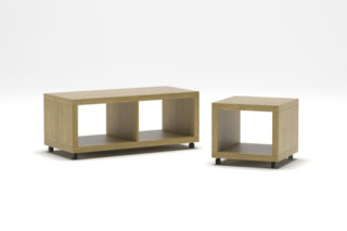 Gate side table  by  Nurus