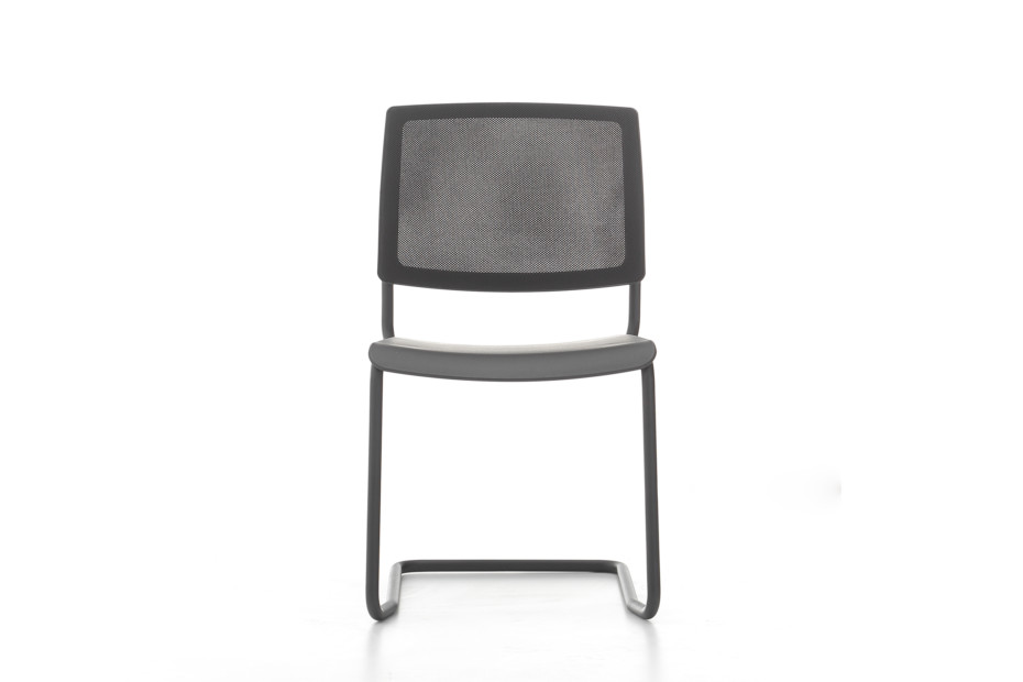 Trea cantilever chair