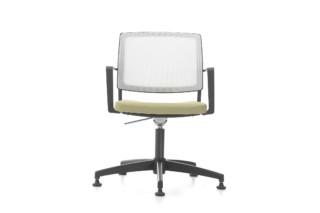 Trea fixed with armrest  by  Nurus