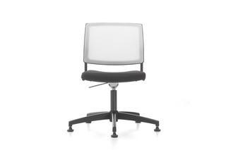 Trea fixed without armrest  by  Nurus