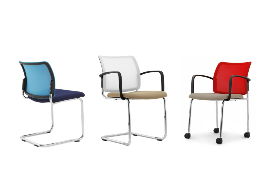 Tune cantilever chair