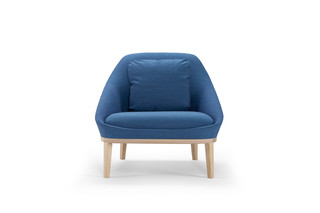 Ezy wood armchair  by  OFFECCT
