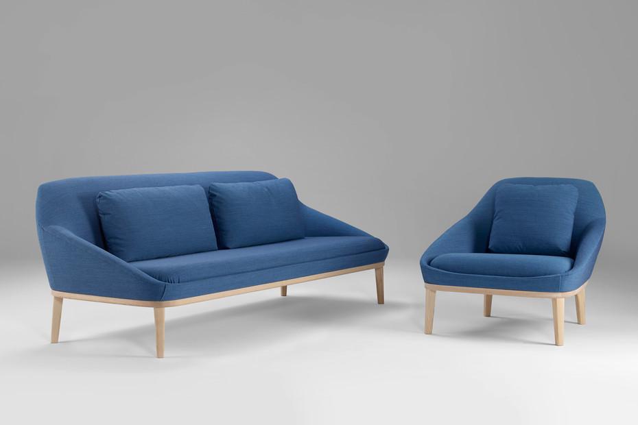 Ezy wood armchair