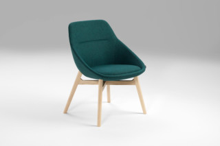 Ezy wood chair  by  OFFECCT