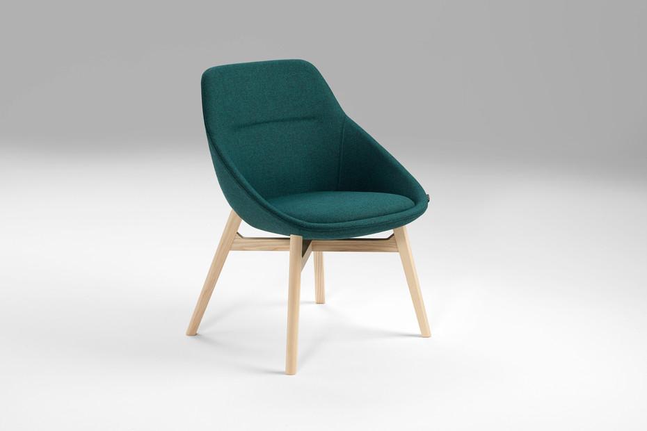Ezy wood chair