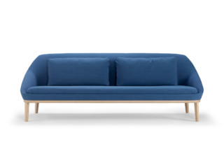 Ezy wood sofa  by  OFFECCT
