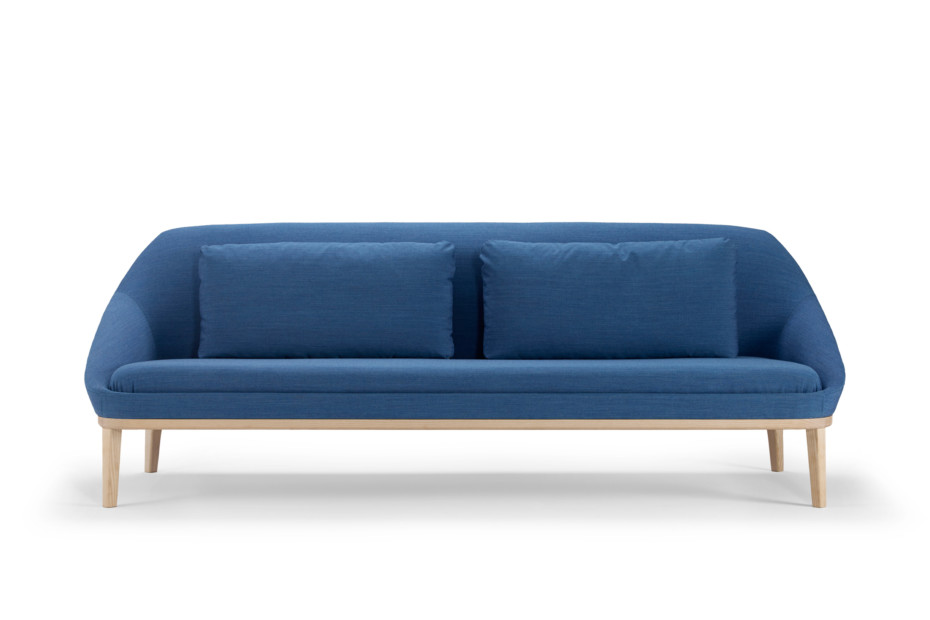 Ezy wood sofa