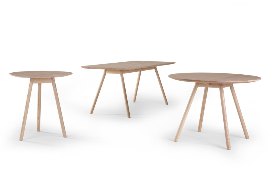 Kali three-legged table