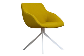 Blue dining chair  by  Palau