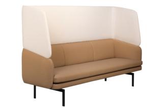 Gabo sofa with hogh backrest  by  Palau