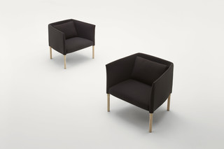 Elsie armchair  by  Paola Lenti