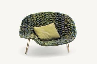 Shito chaiselongues  by  Paola Lenti