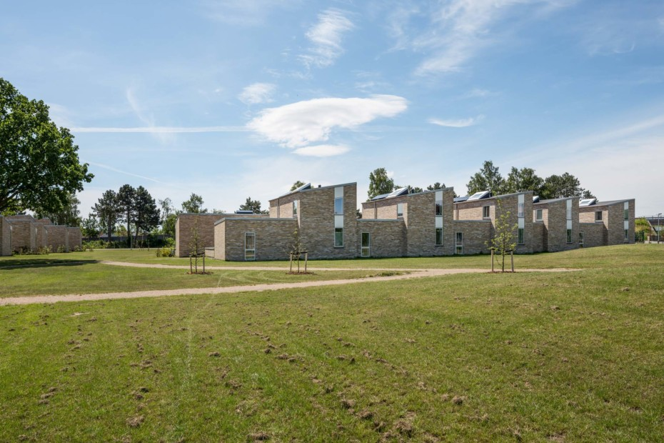 Bytoften social housing units Denmark