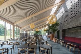 Glostrup Park Hotel  by  Petersen Tegl