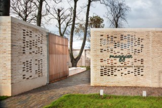 Maggie´s Centre Lanarkshire Scotland  von  Petersen Tegl