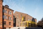 School Copenhagen  by  Petersen Tegl