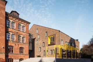 Schule Kopenhagen  von  Petersen Tegl