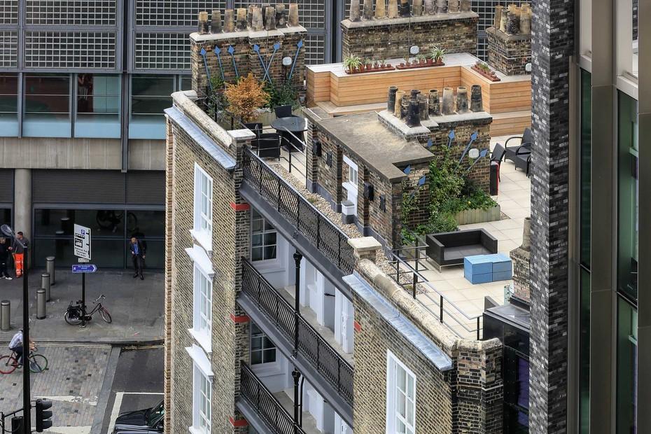 Seven Pancras Square London