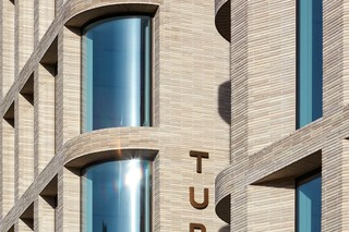 Turnmill London  by  Petersen Tegl