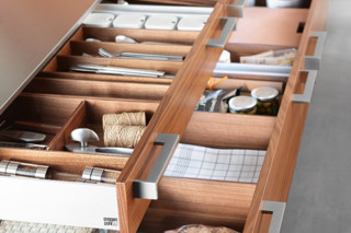 Drawer system  by  Poggenpohl