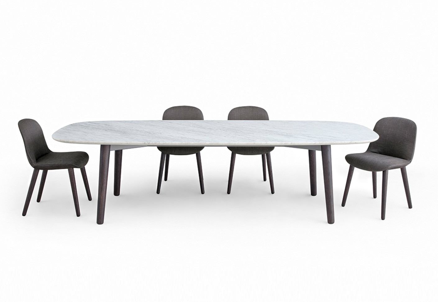 Mad Dining Table By Poliform Stylepark