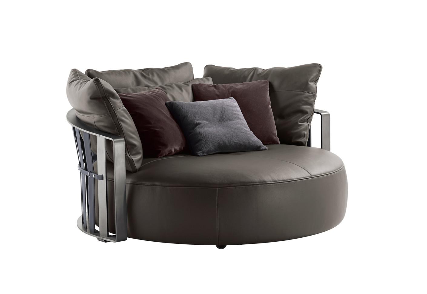 scarlett von poltrona frau stylepark. Black Bedroom Furniture Sets. Home Design Ideas