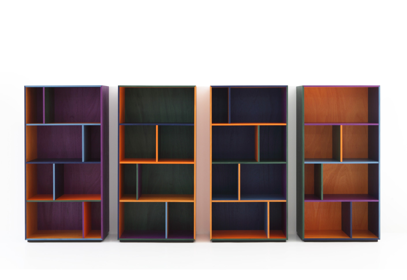 modern rgb regal von porro stylepark. Black Bedroom Furniture Sets. Home Design Ideas
