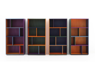 Modern RGB Shelf  by  Porro