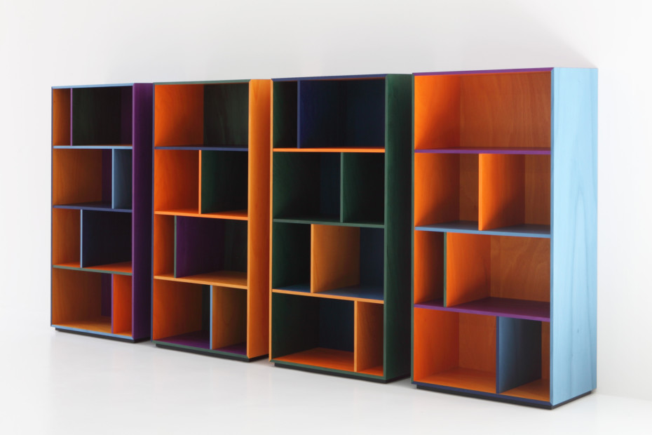 Modern RGB Shelf