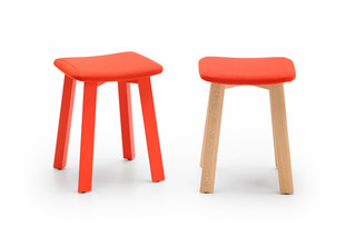 Beverl stool  by  Punt