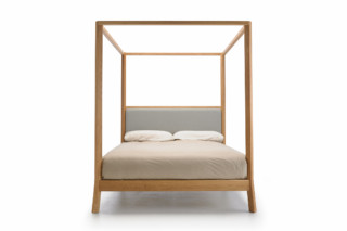 Breda canopy bed  by  Punt
