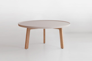 Breda coffee table  by  Punt