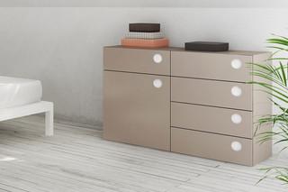 Dot dresser  by  Punt