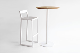 Nucelo bar table  by  Punt
