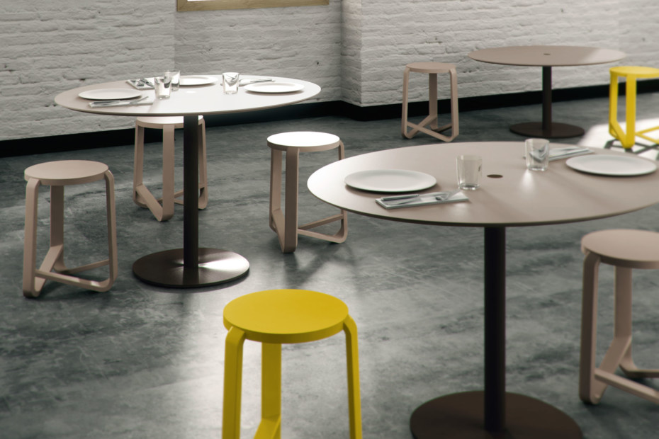 Nucleo table