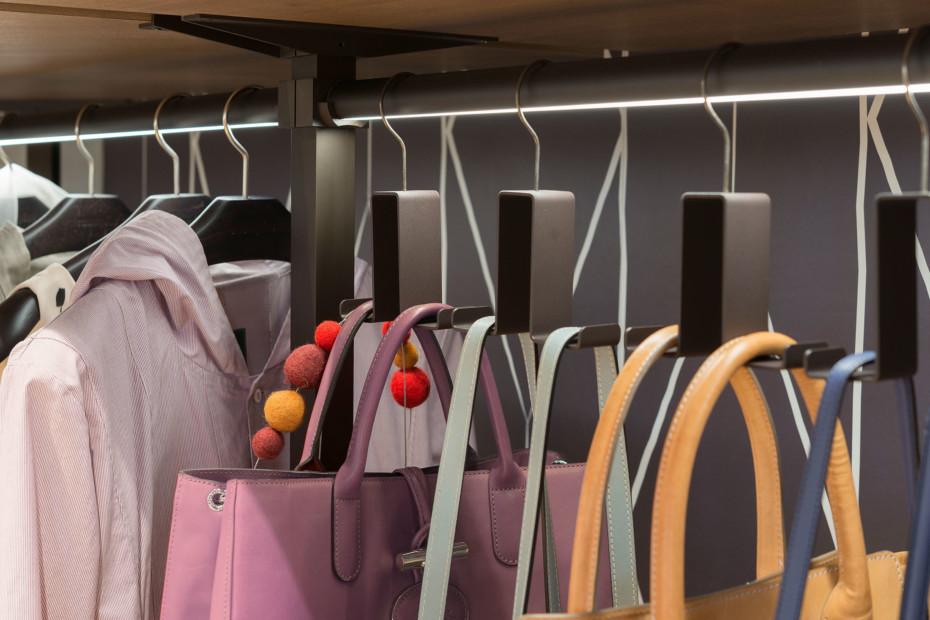 Innensystem Uno mit Handtaschenhaken