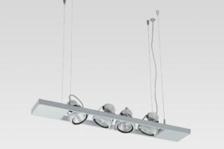 Ladder Pendelleuchte 4x  von  Reggiani