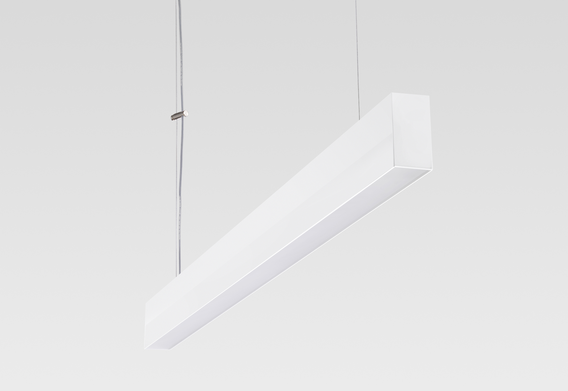 Linea luce led suspension lamp by reggiani stylepark for Suspension led exterieur