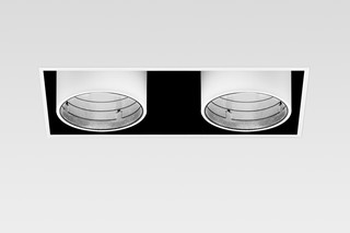 Yori rectangular trimless  by  Reggiani