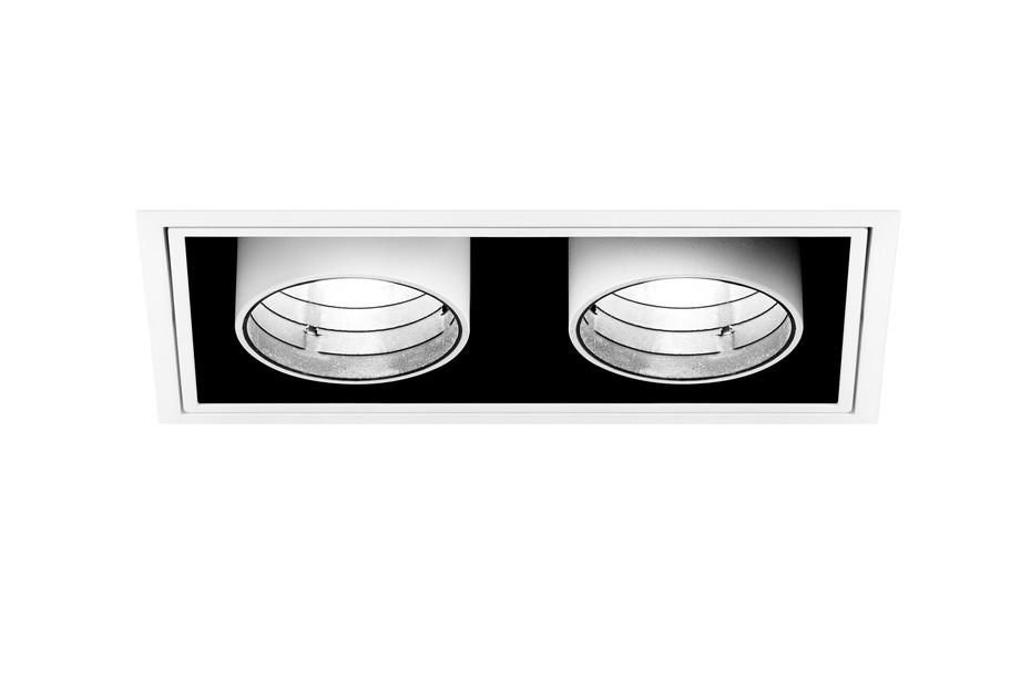 Yori rectangular with bezel