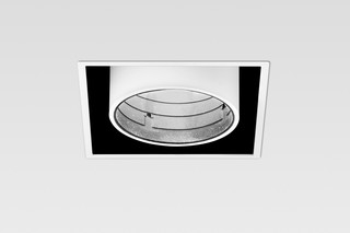 Yori square trimless  by  Reggiani