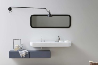 Brame mirror rectangular  by  Rexa Design
