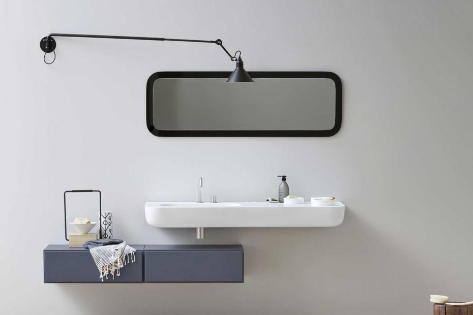 Brame mirror rectangular