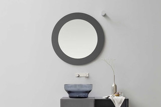 Brame mirror round  by  Rexa Design